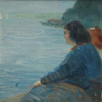 Madrona Beach, Yngvar Sonnichsen - Fine Arts