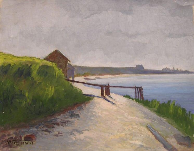 Bergen Beach, Brooklyn, William Torjesen - Fine Arts