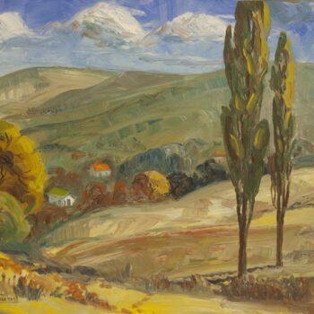 Onandaga Valley, New York, Carl Strand - Fine Arts