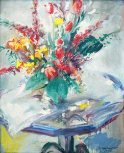 Anniversary Bouquet, Christian Abrahamsen - Fine Arts