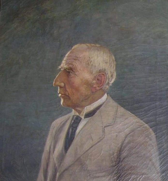 Captain Roald Amundsen, John R. Larsen - Fine Arts