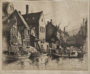 Akers River, Ben Blessum - Fine Arts