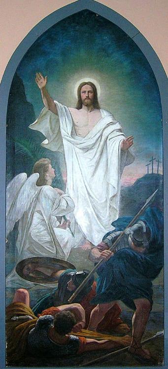 Resurrection, Herbjørn Gausta - Fine Arts