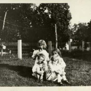 Four Children, supposedly Bernts'.