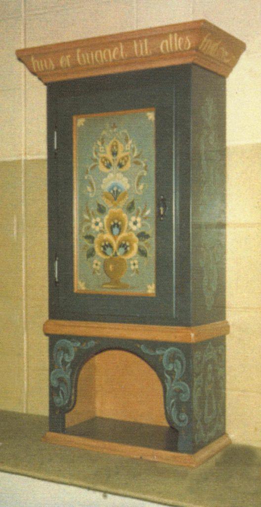 Cupboard © 1974 Sallie Haugen DeReus Cupboard © 1974 Sallie Haugen DeReus