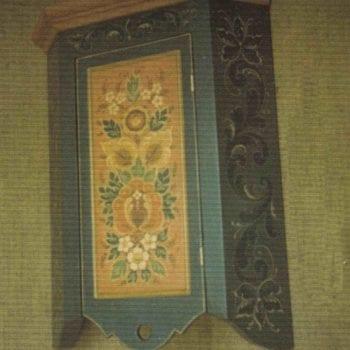 Hanging cupboard © 1974 Sallie Haugen DeReus Hanging cupboard © 1974 Sallie Haugen DeReus