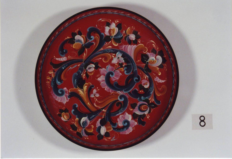 Plate © 1996 Kathy Anderson Plate © 1996 Kathy Anderson