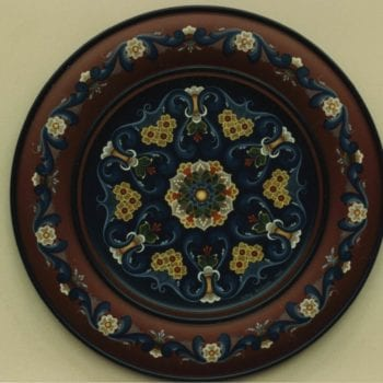 Large plate © 1986 Kathy Anderson Large plate © 1986 Kathy Anderson