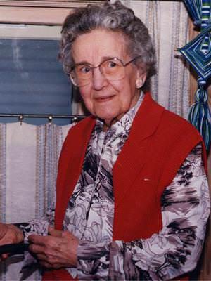 Violet Christophersen