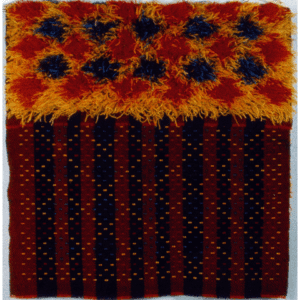 Wall hanging in rya technique © 1994 Betty Johannesen Wall hanging in rya technique © 1994 Betty Johannesen