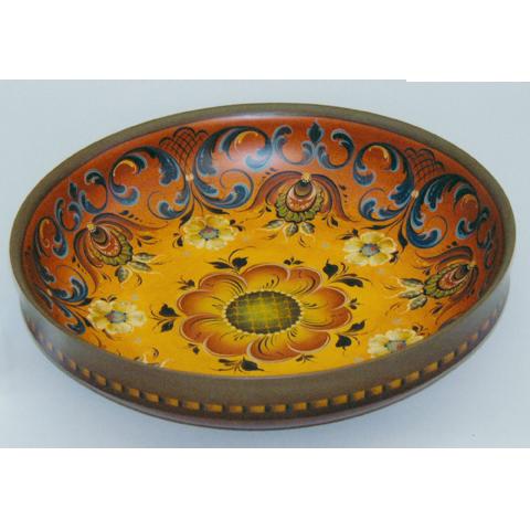 Hallingdal-style bowl © 2004 Naoko Seto Hallingdal-style bowl © 2004 Naoko Seto
