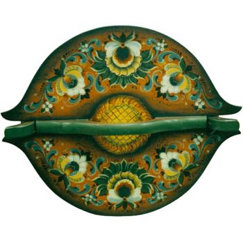 Oval box (tine) © 1987 Sheila Stilin Oval box (tine) © 1987 Sheila Stilin