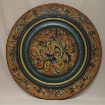 Plate © 1988 Suzanne Toftey Plate © 1988 Suzanne Toftey