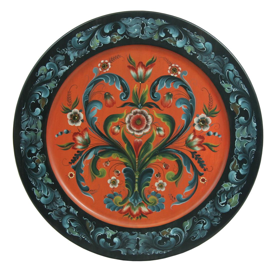 Plate © 2009 Jan Norsetter